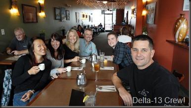Delta-13 Crew!