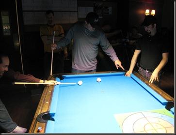 Target Pool - David, Howie & Travis