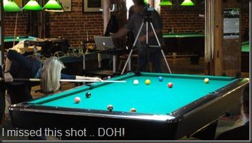 I missed this shot .. DOH!