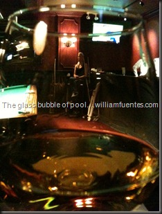 The glass bubble of pool....www.williamfuentes.com